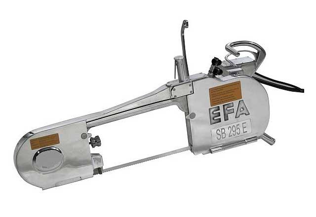 背割鋸(バンドソー) EFA SB295E