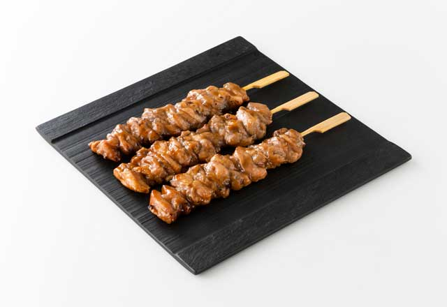 チキン照り焼き串